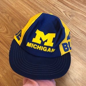 Other - Vintage Michigan SnapBack